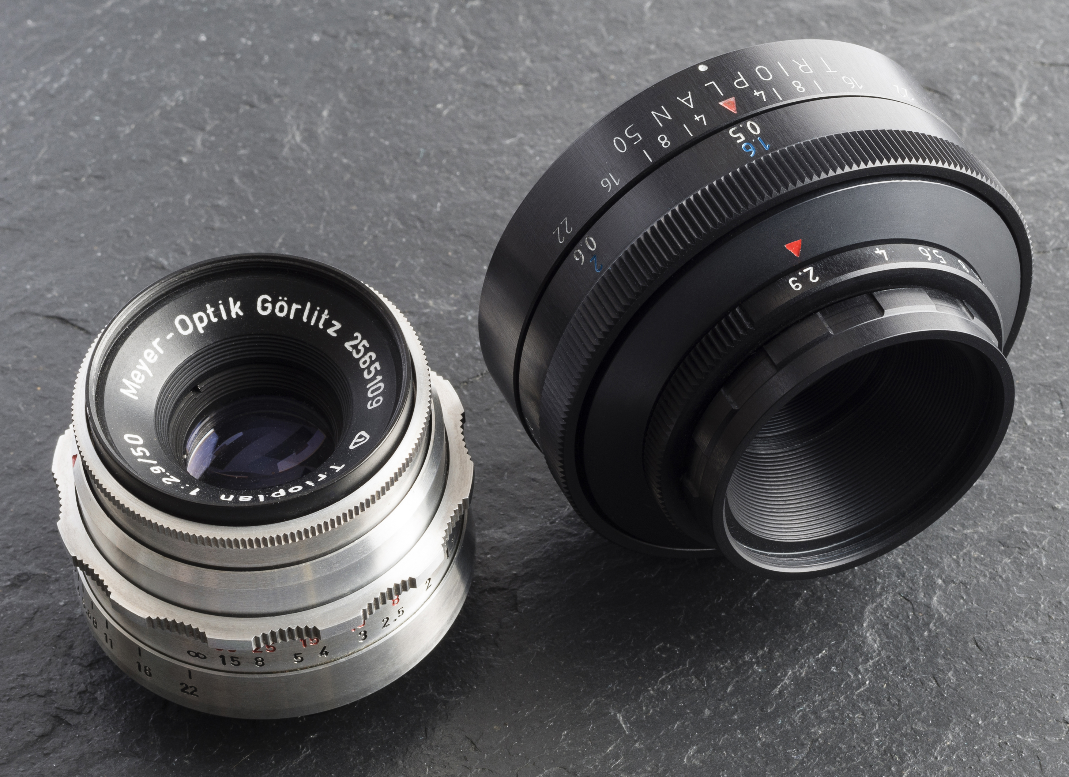 Trioplan F2.950 Camera Lens_Online Camera