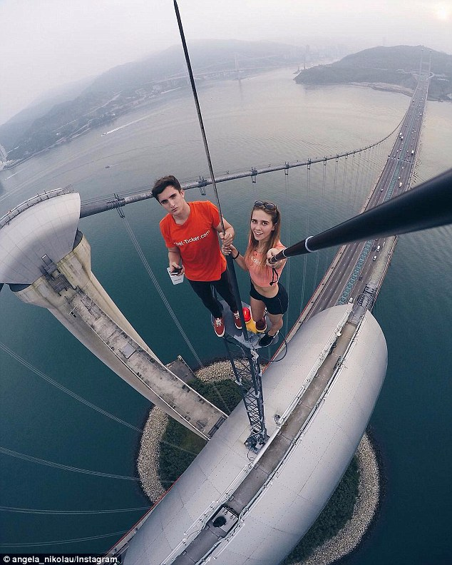 OMG! Death Defying Yoga Poses On Top Of The Worlds Tallest Buildings