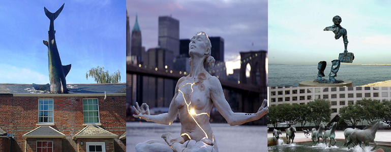 Top 31 Incredibly Amazing Sculptures And Statues From Around The World. #22 Is So Creative