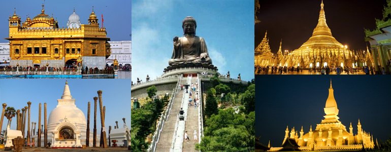 Asia's Top 24 Most Famous and Amazing Spectacular Temples Of Worship