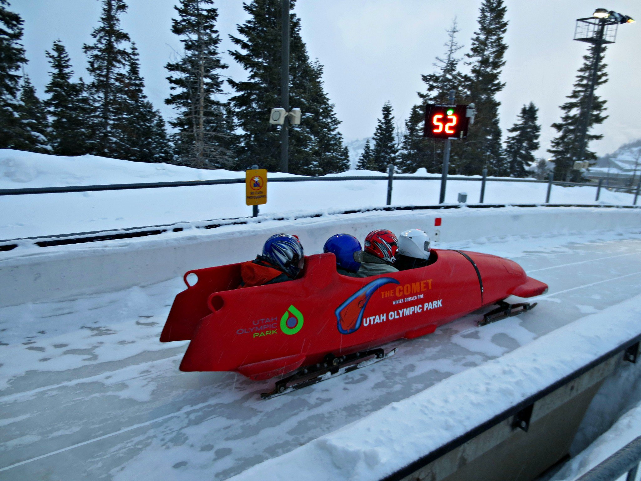 bobsledding_adventure-sports-list of extreme sports