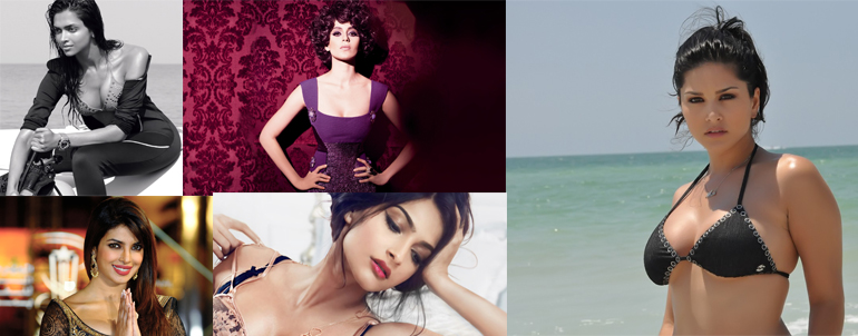 35 Most Tempting Bollywood Actresses Of Indian Cinema