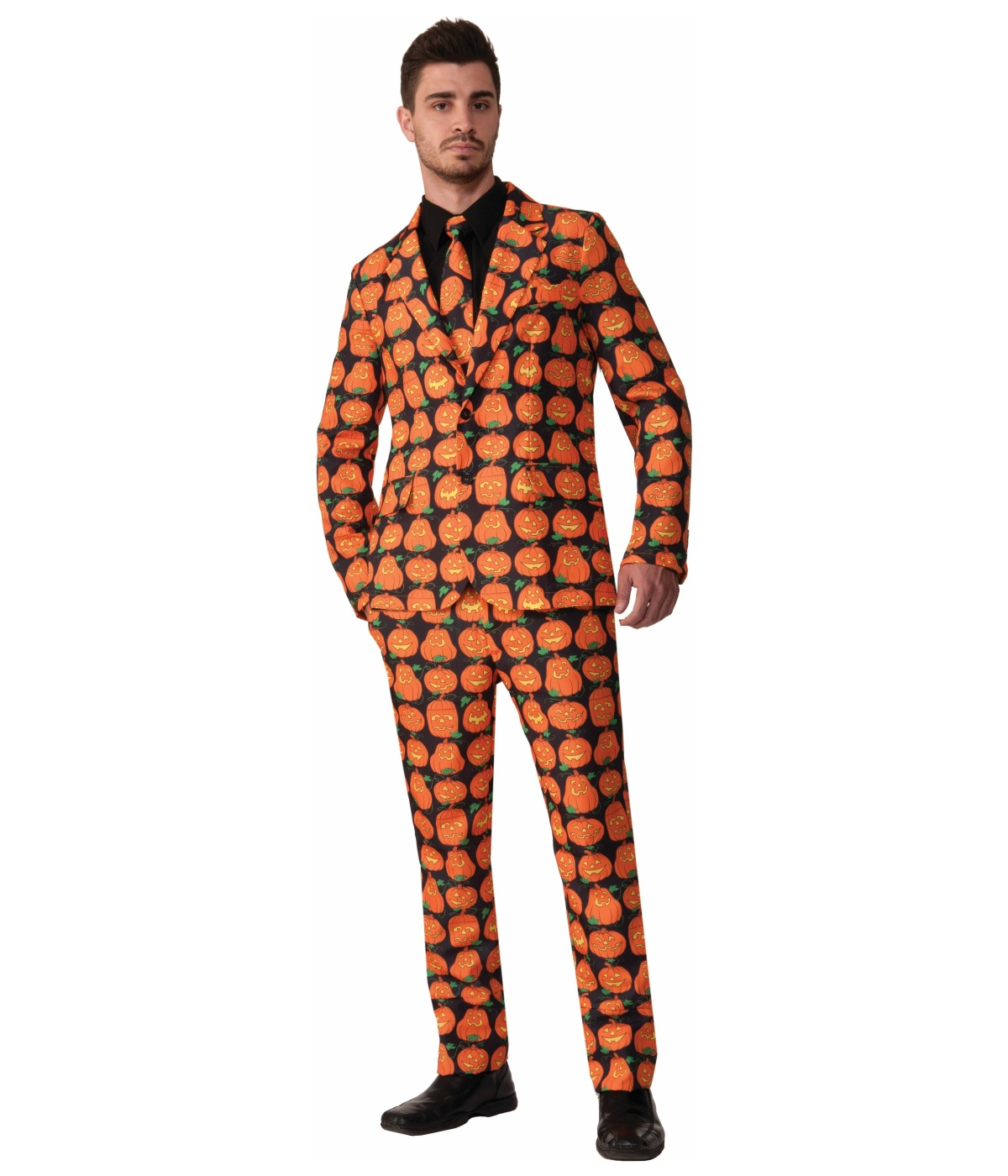 forum-novelties-mens-pumpkin-suit-and-tie-costume-halloween-suits