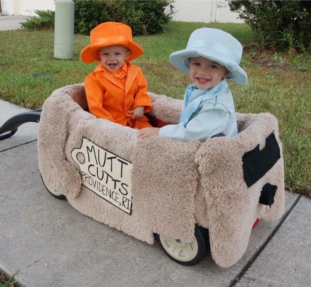 25 Creative And Funny Halloween Costumes For Siblings To Wear ...