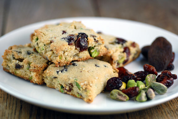 Healthy Breakfast Recipes- recipe-muesli-scones