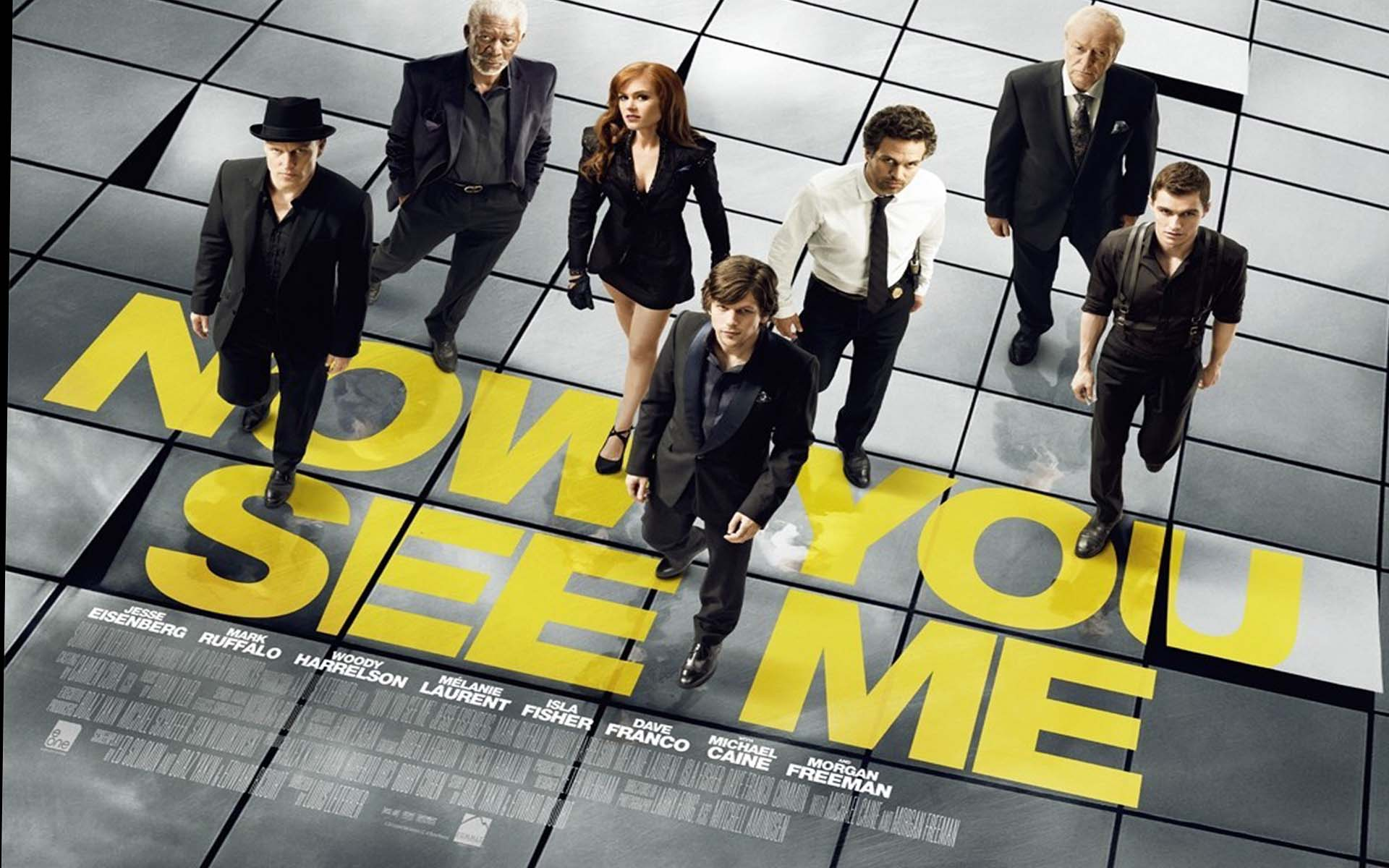 Now You See Me_Trending Movies