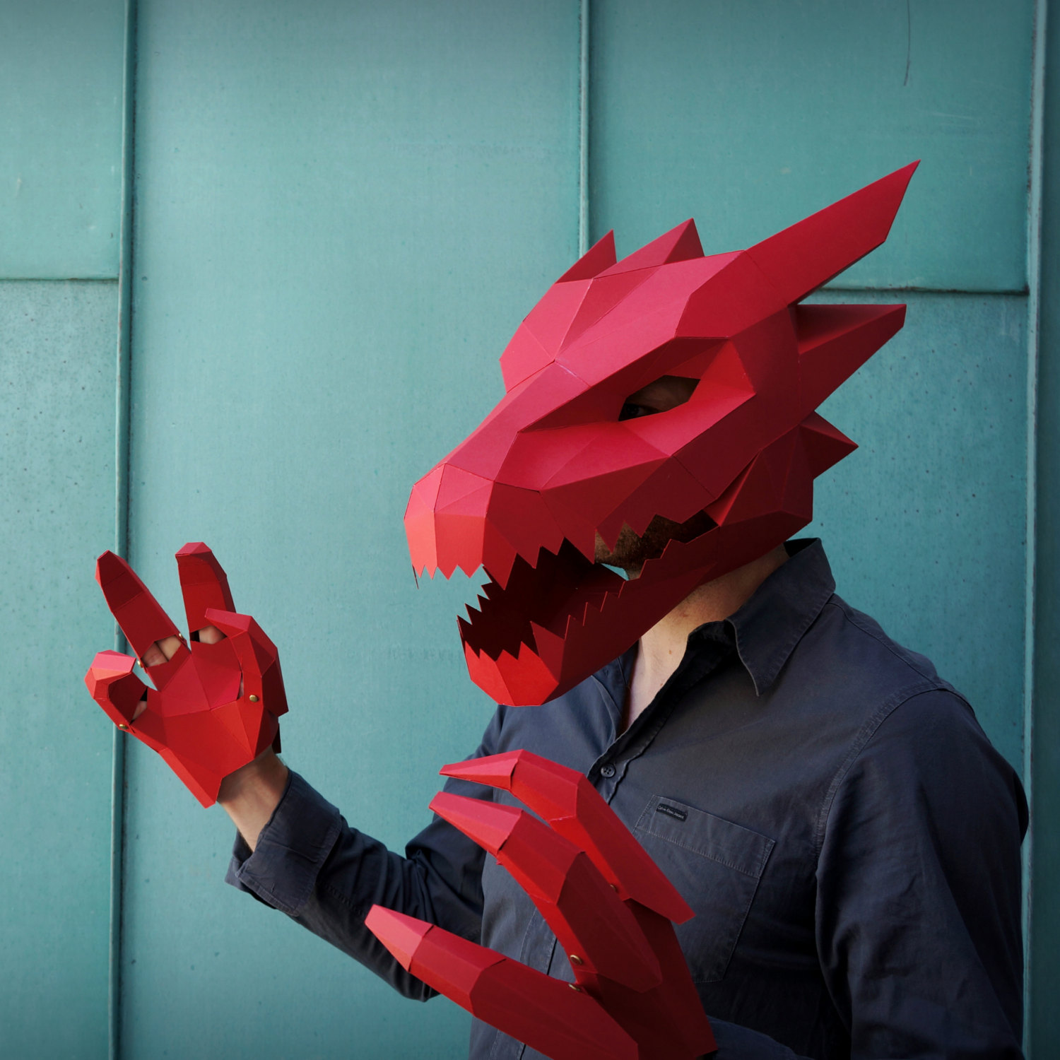 paper-dragon-mask_halloween-gifts
