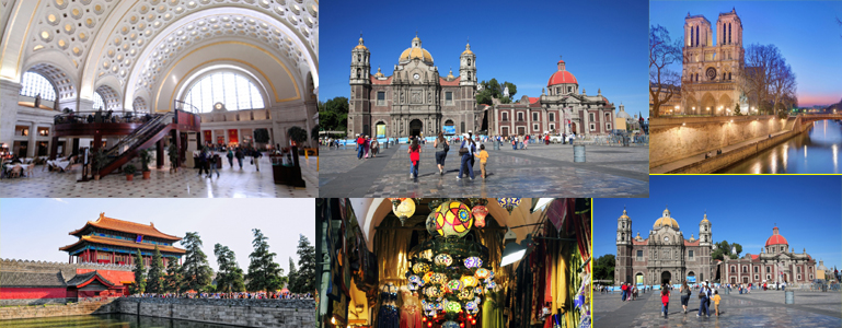 25 Most Visited Tourist Attractions Around The World