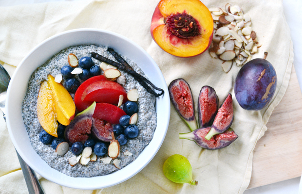 breakfast- recipe-vanilla-almond-chia-breakfast-pudding