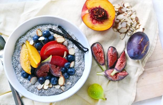 breakfast- recipe-vanilla-almond-chia-breakfast-pudding
