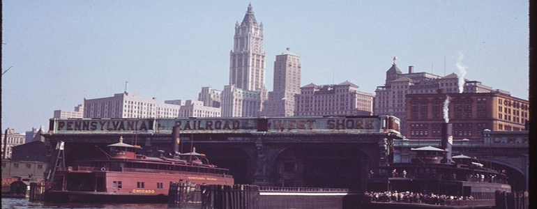 Incredible 18 Rare Colorful Vintage Photos Of 1940s New York City That Will Change Your View On NYC