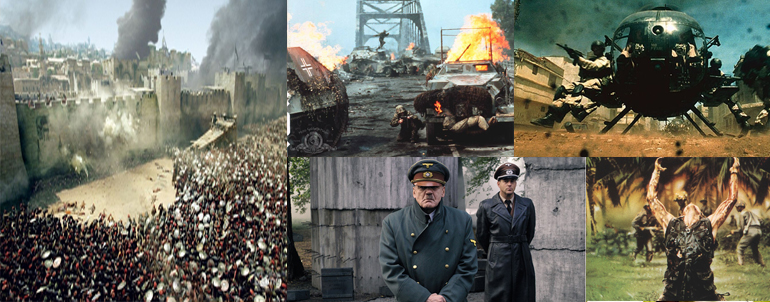 Top 21 Greatest War Movies of All Time That Must Be On Your Watchlist