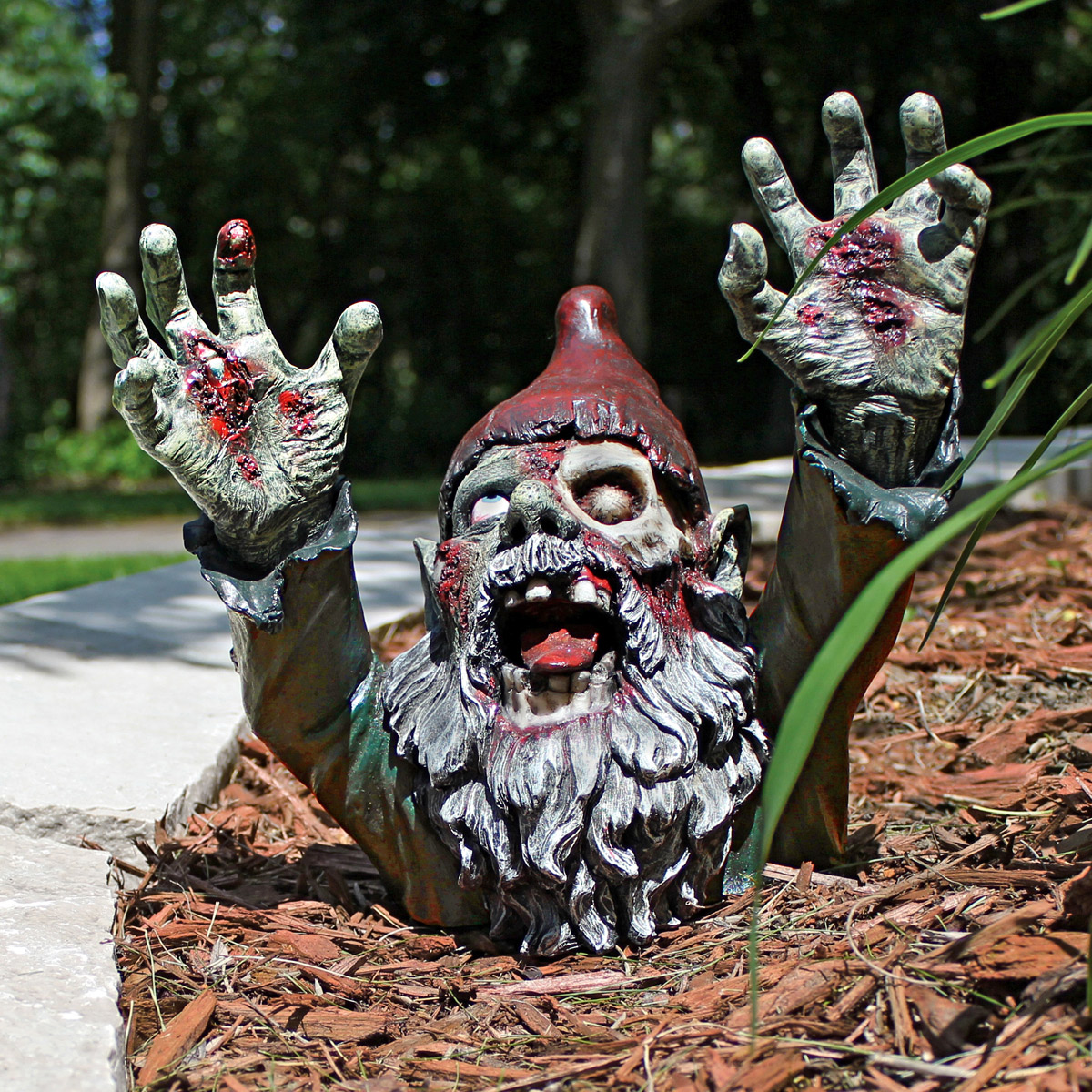 Gnome Garden: 21 Unique And Insanely Cool Halloween Gifts For Your