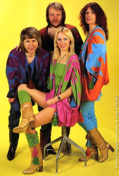 ABBA-1970s.