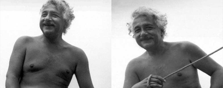 10 Rare Photos Of Albert Einstein That You've Probably Never Seen Before