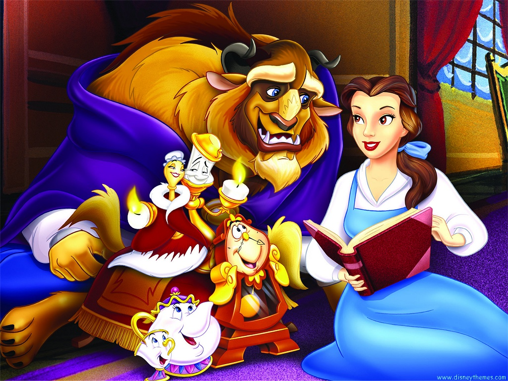 Beauty and the Beast-Musical Movies