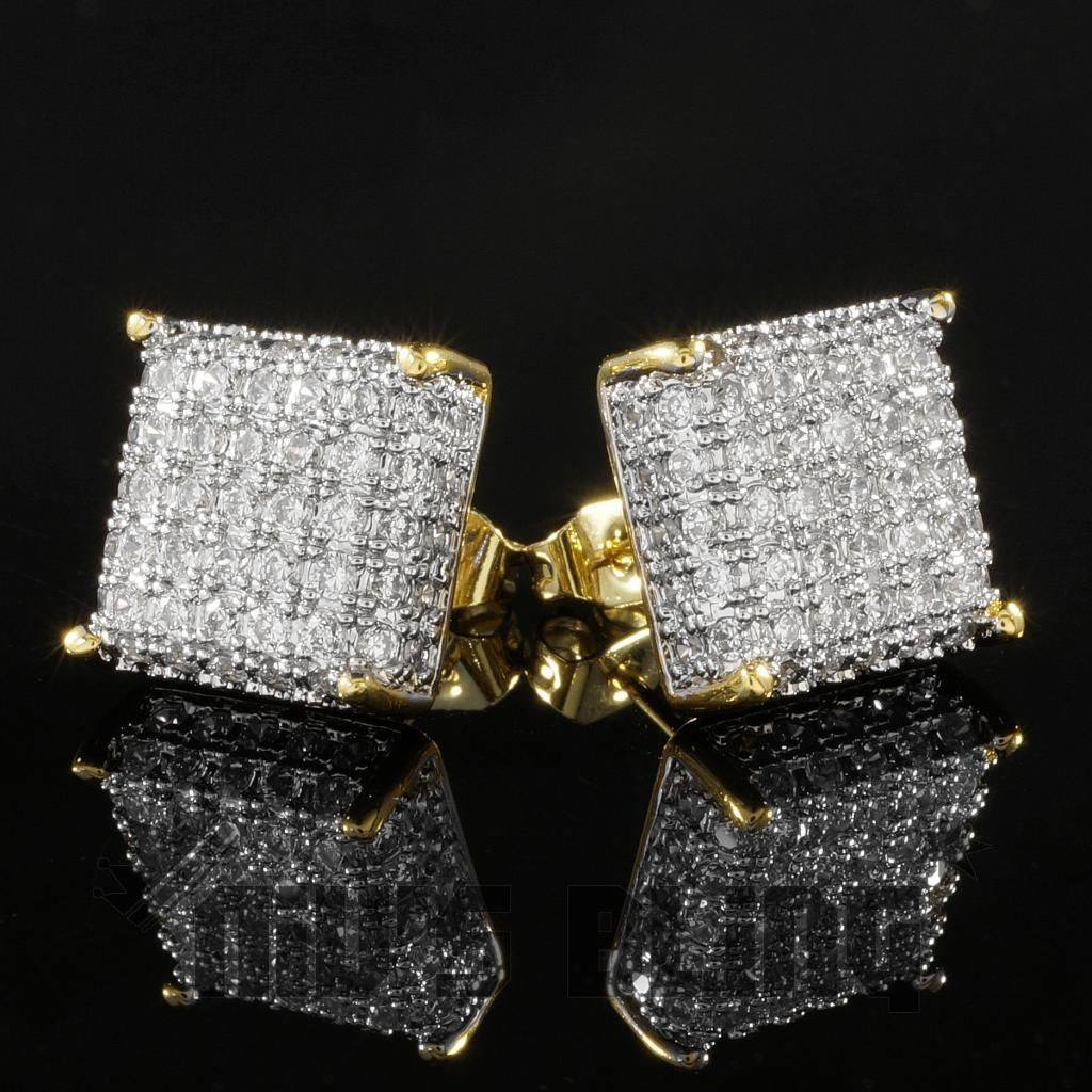 Blinged Out-earrings