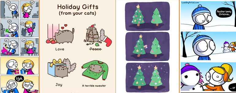 45 Of The Funniest Christmas Comics That Will Keep The Spirit Alive This Season