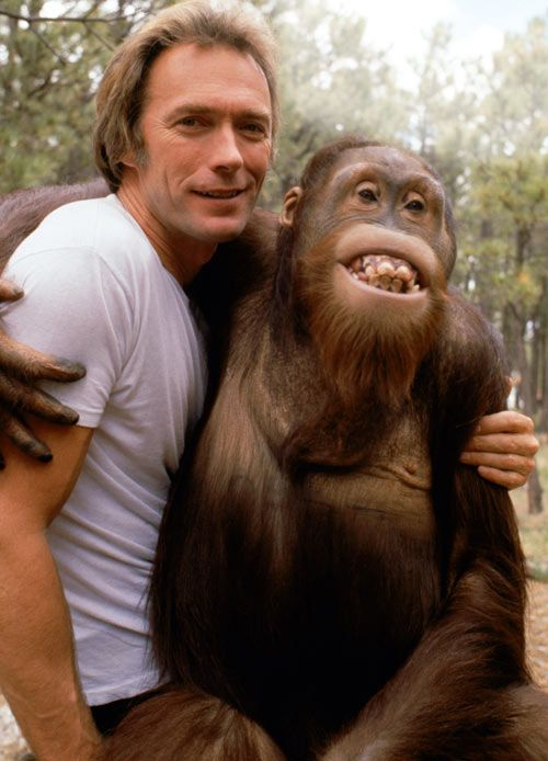 clint-eastwood-and-manis-the-orangutan-1