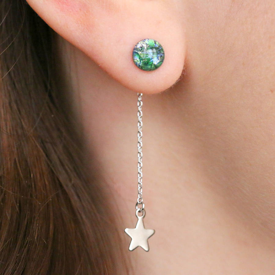 Drop Earrings-earrings