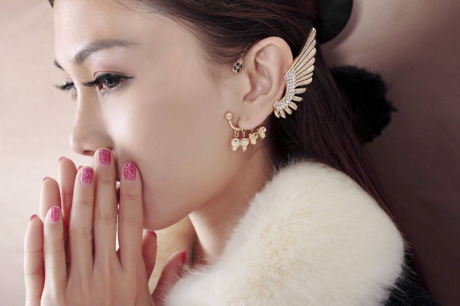Ear Cuff-earrings