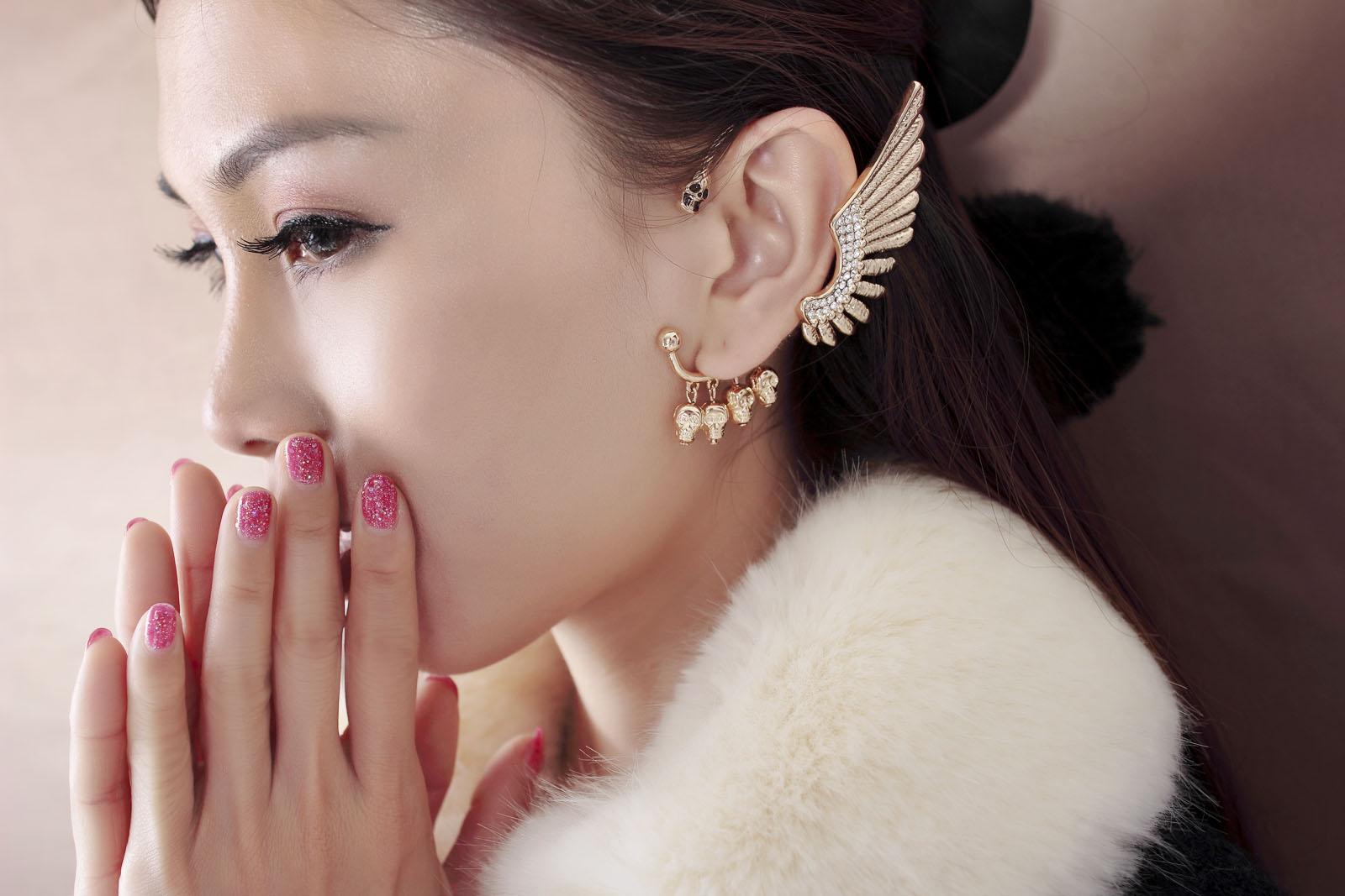 Ear Cuff-earrings