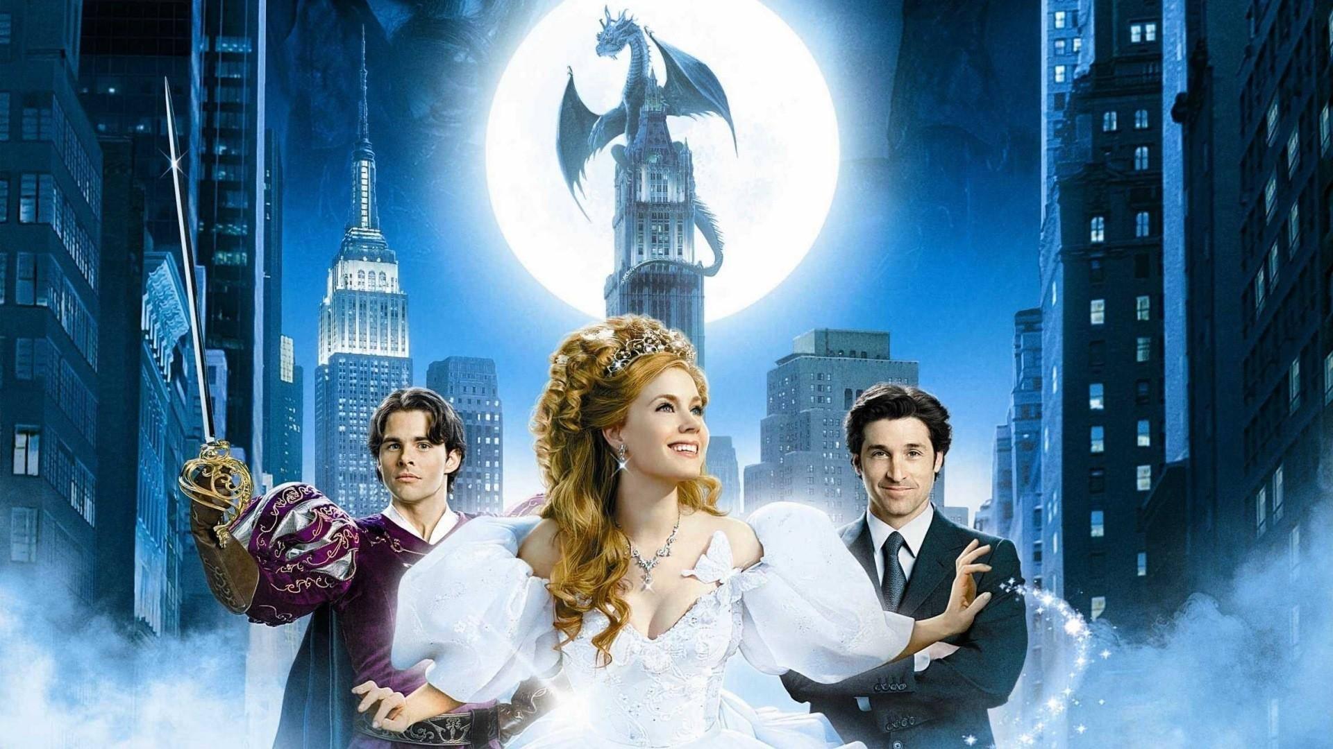 Enchanted-Musical Movies