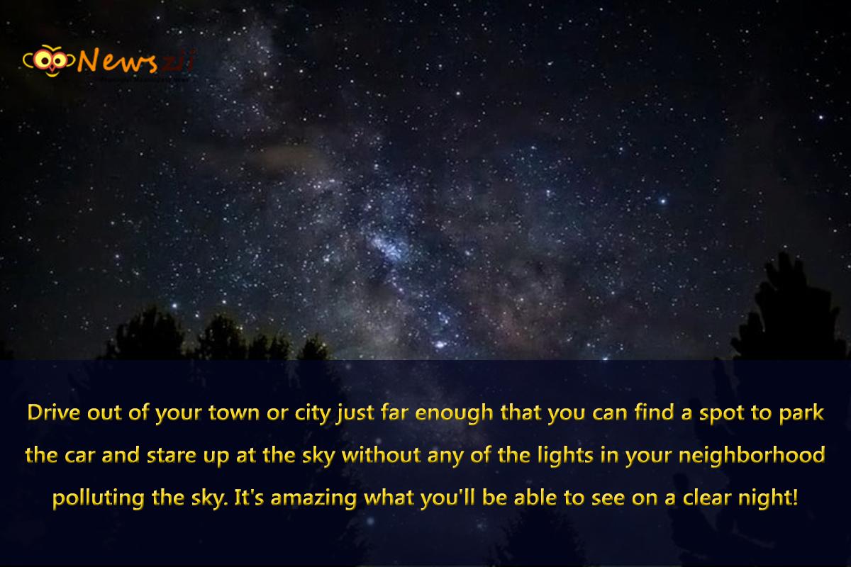 go-stargazing
