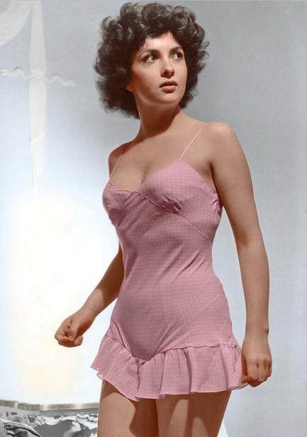 Vintage Beauties-Gina Lollobrigida