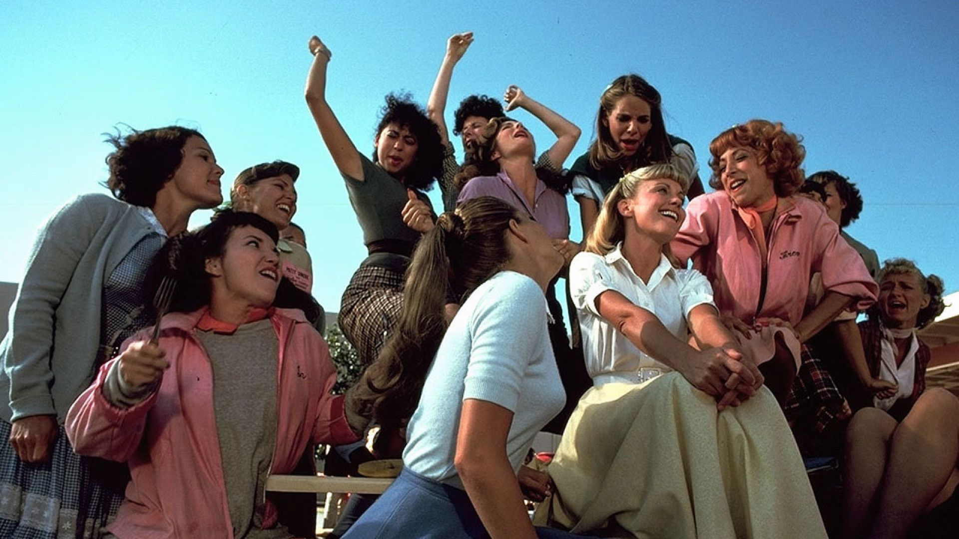Grease-Musical Movies