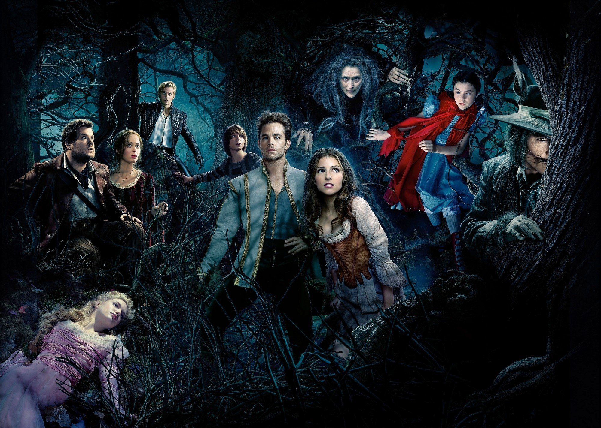 Into the Woods-Musical Movies