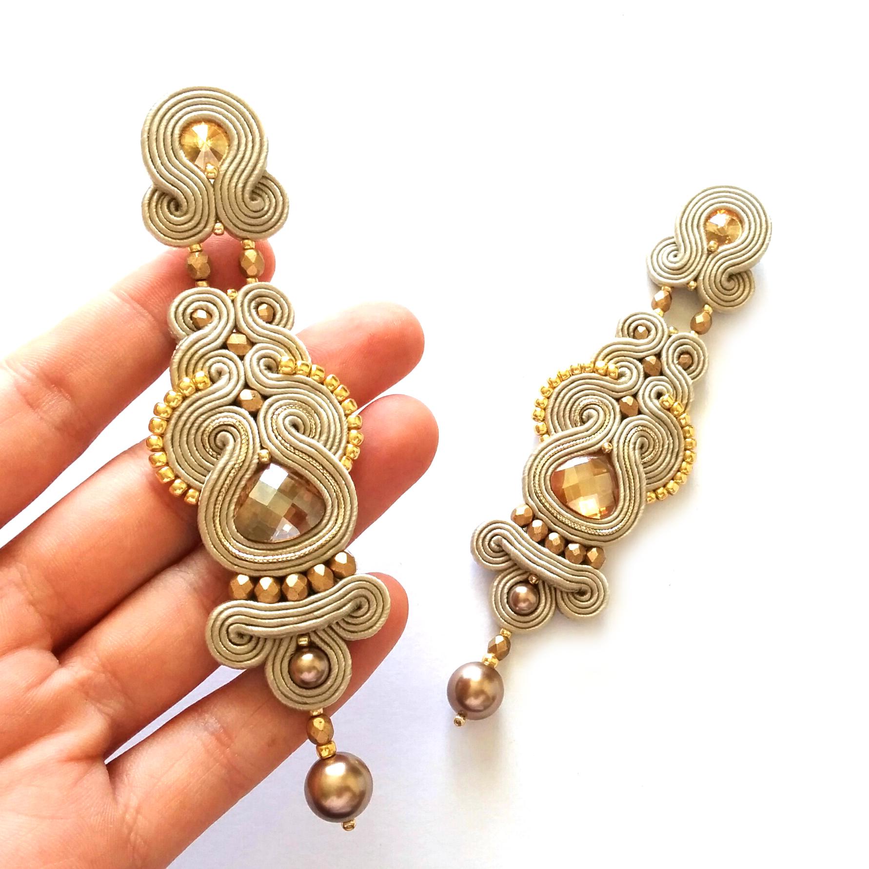 Long Earrings-earrings