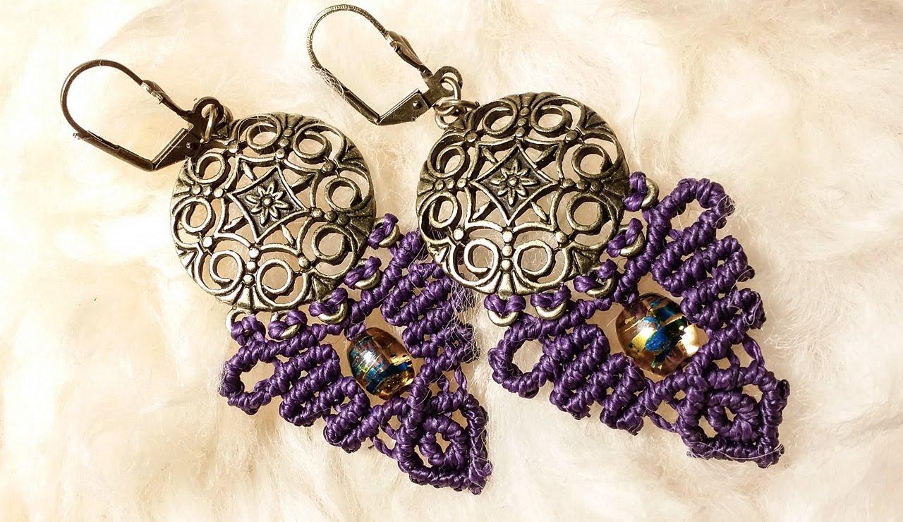 Mixed Media-earrings