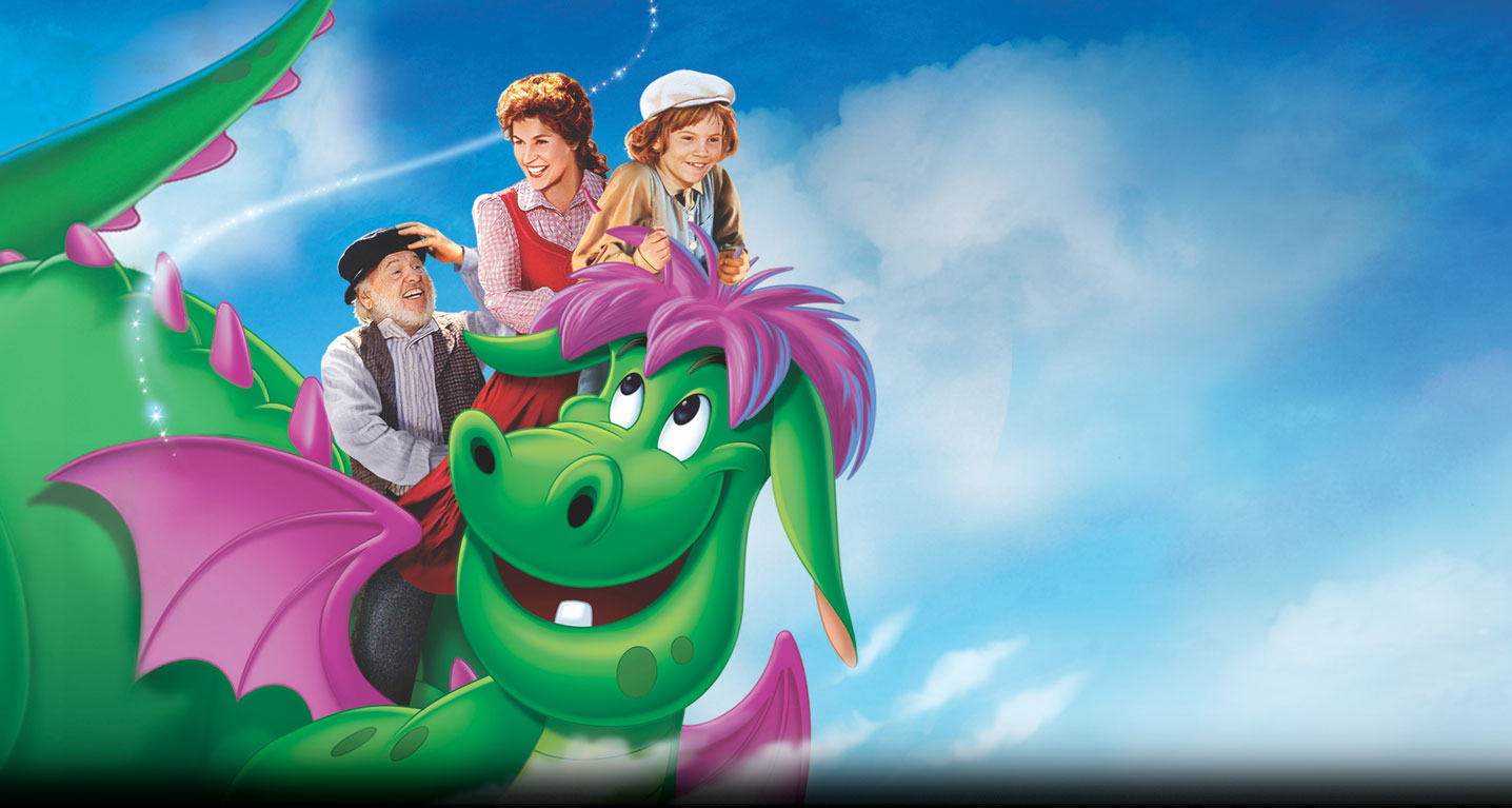 Pete's Dragon-Musical Movies