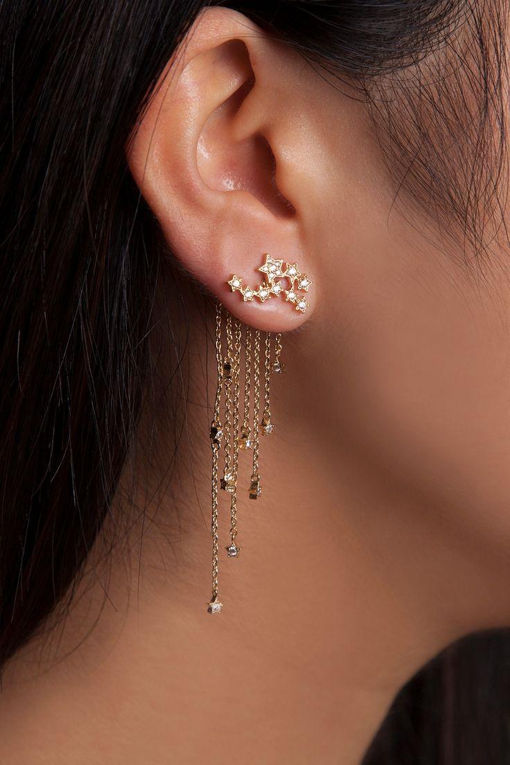 Star Power-earrings