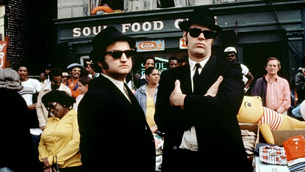 The Blues Brothers-Musical Movies