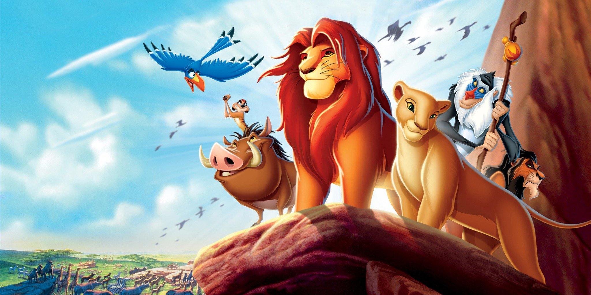 The Lion King-Musical Movies