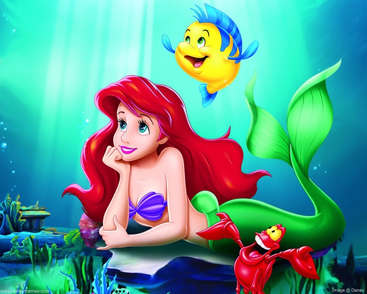 The Little Mermaid-Musical Movies