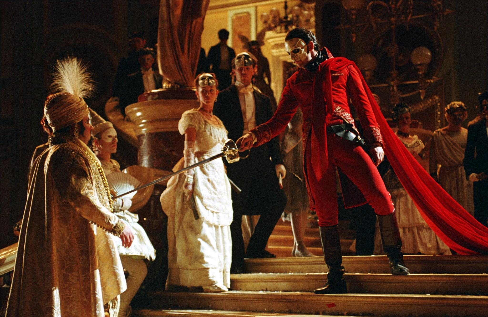The Phantom of the Opera-Musical Movies