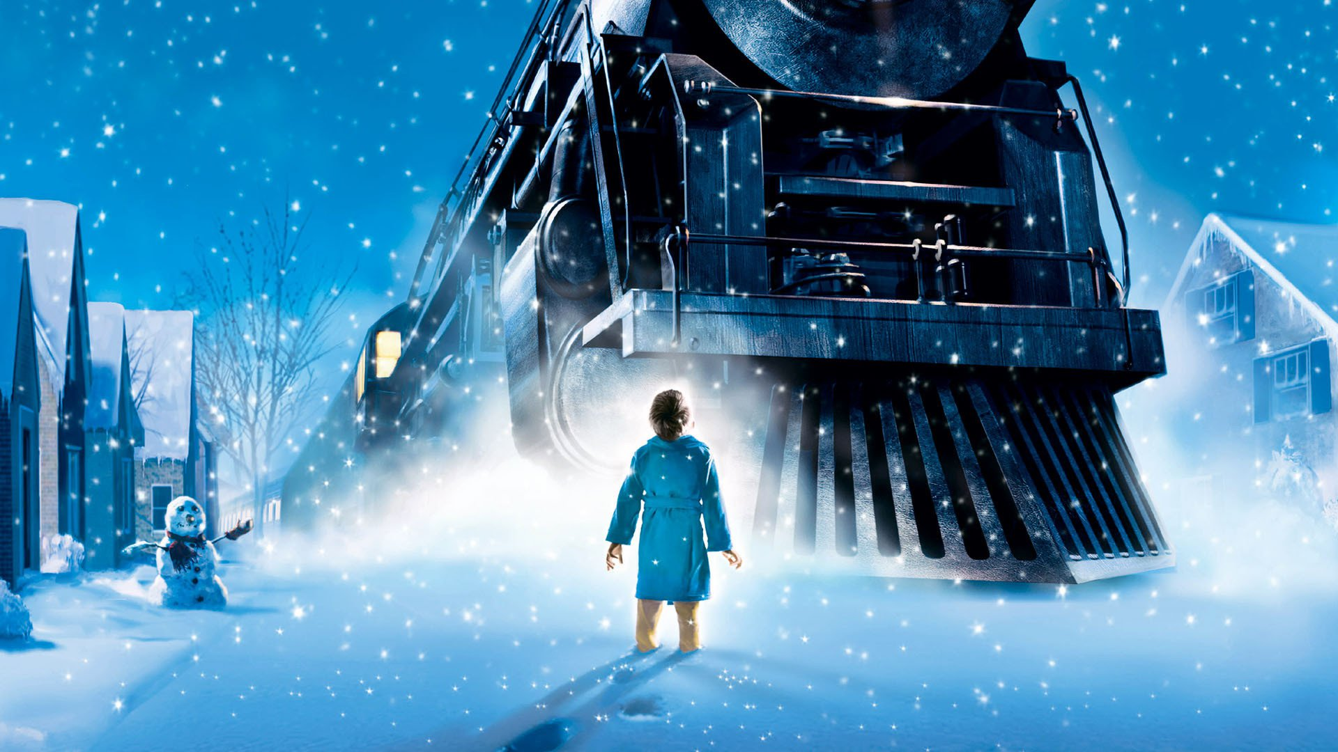 The Polar Express-Musical Movies