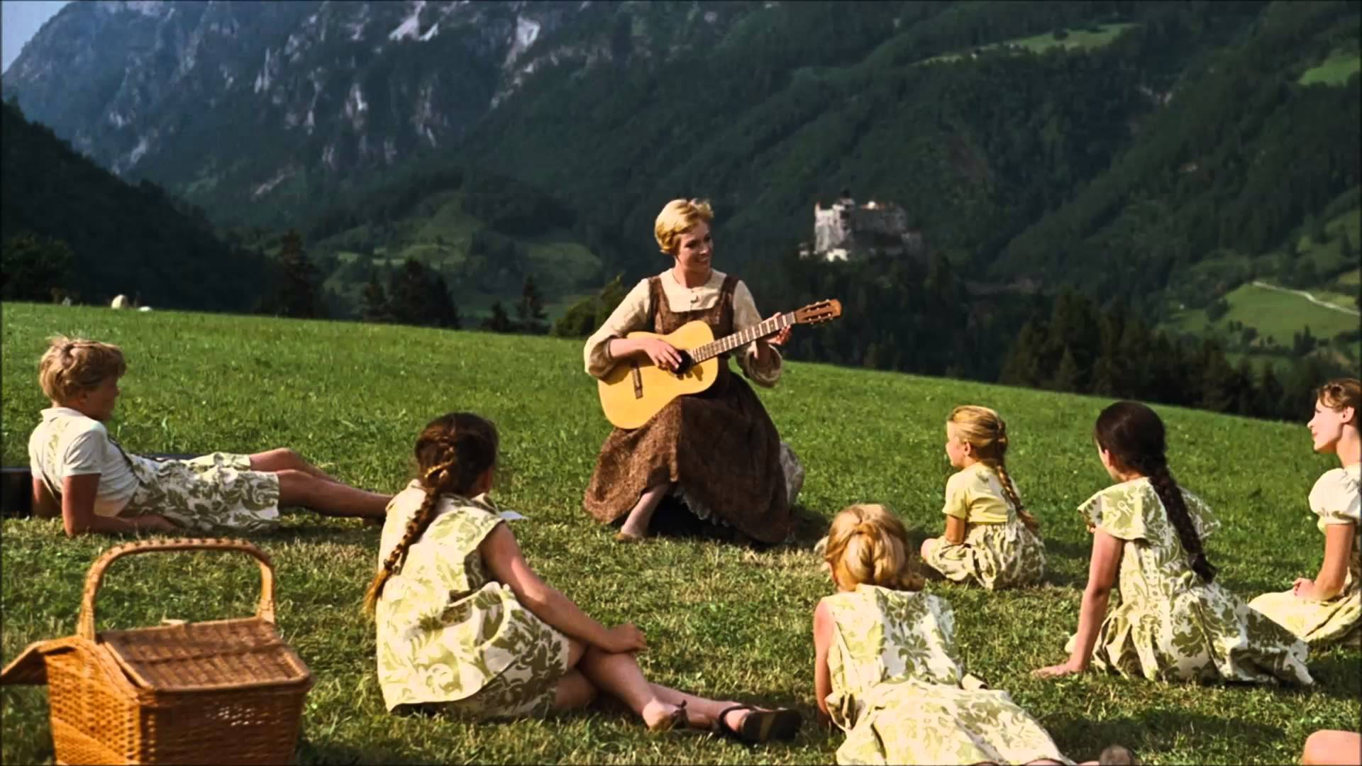 The Sound of Music-Musical Movies