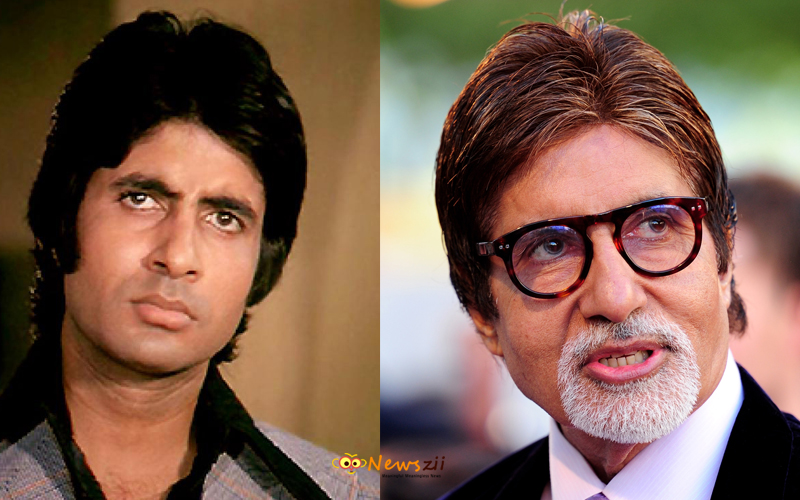 Bollywood Actors-Amitabh Bachchan