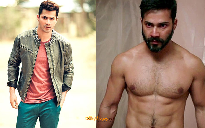 Bollywood Actors-Varun Dhawan