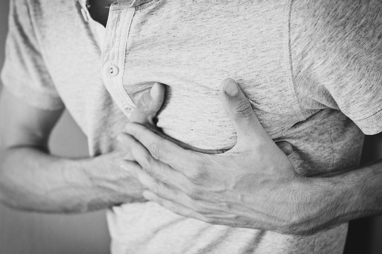 Chest pain due to hypertension