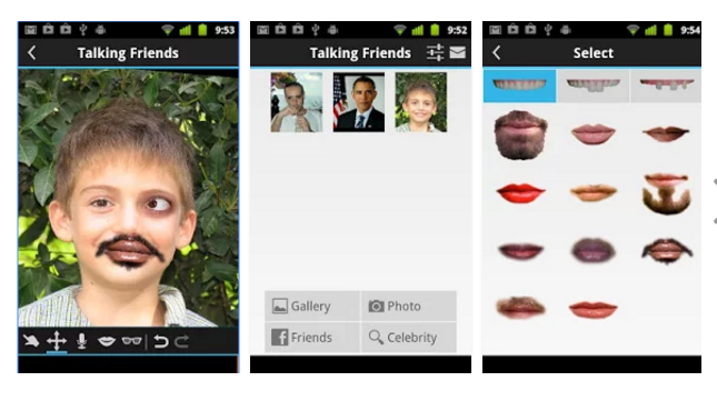 Face changer video App