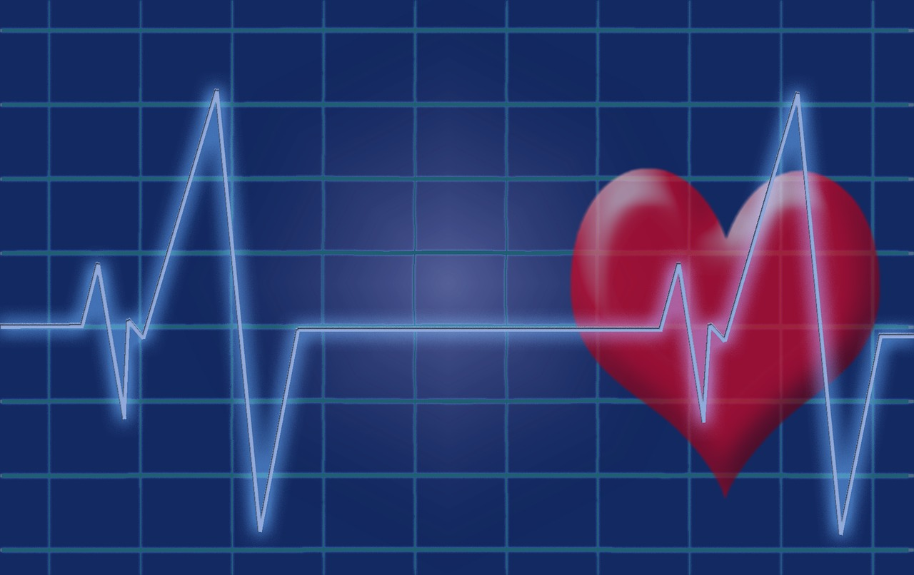irregular heart beat due to high blood pressure