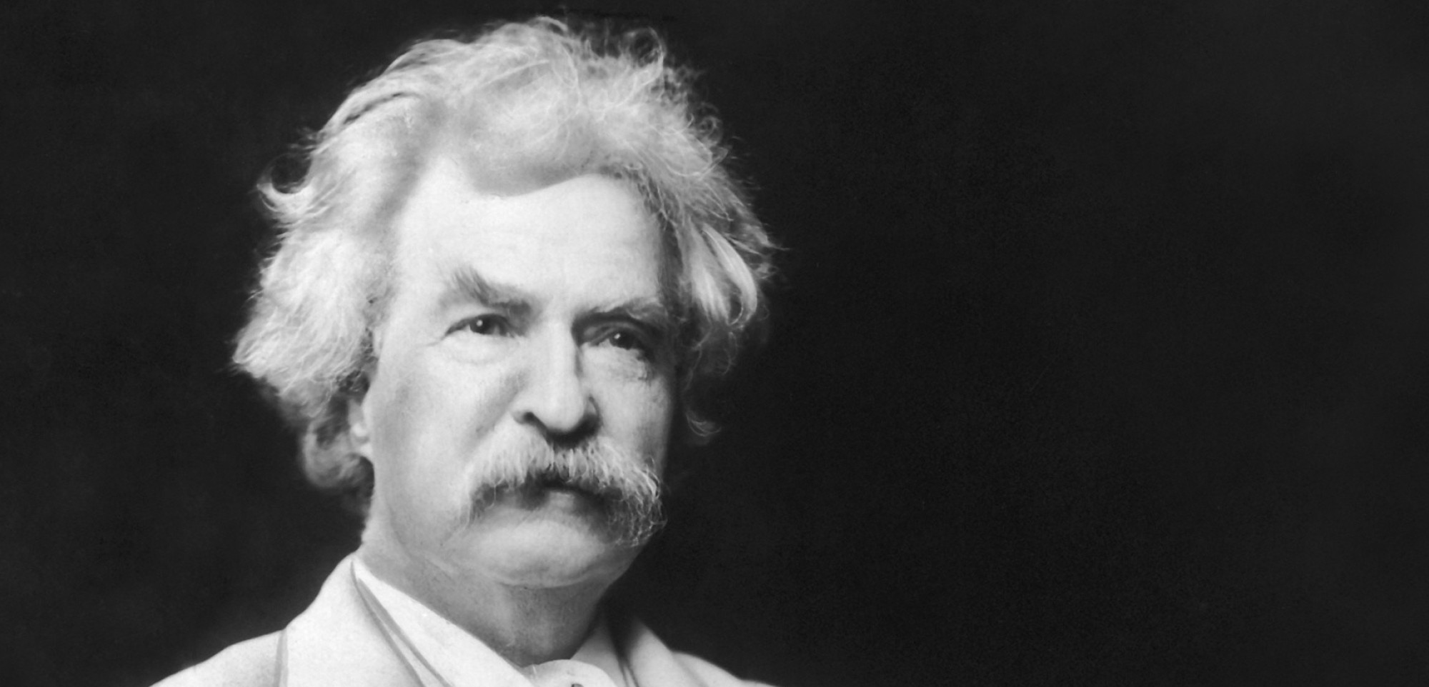 UNITED STATES - CIRCA 1900: Mark Twain (Photo by Buyenlarge/Getty Images)