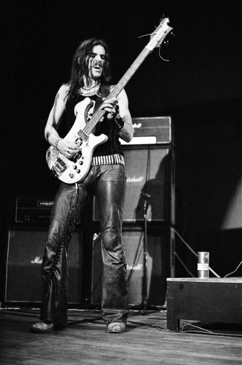 Motorhead. Lemmy