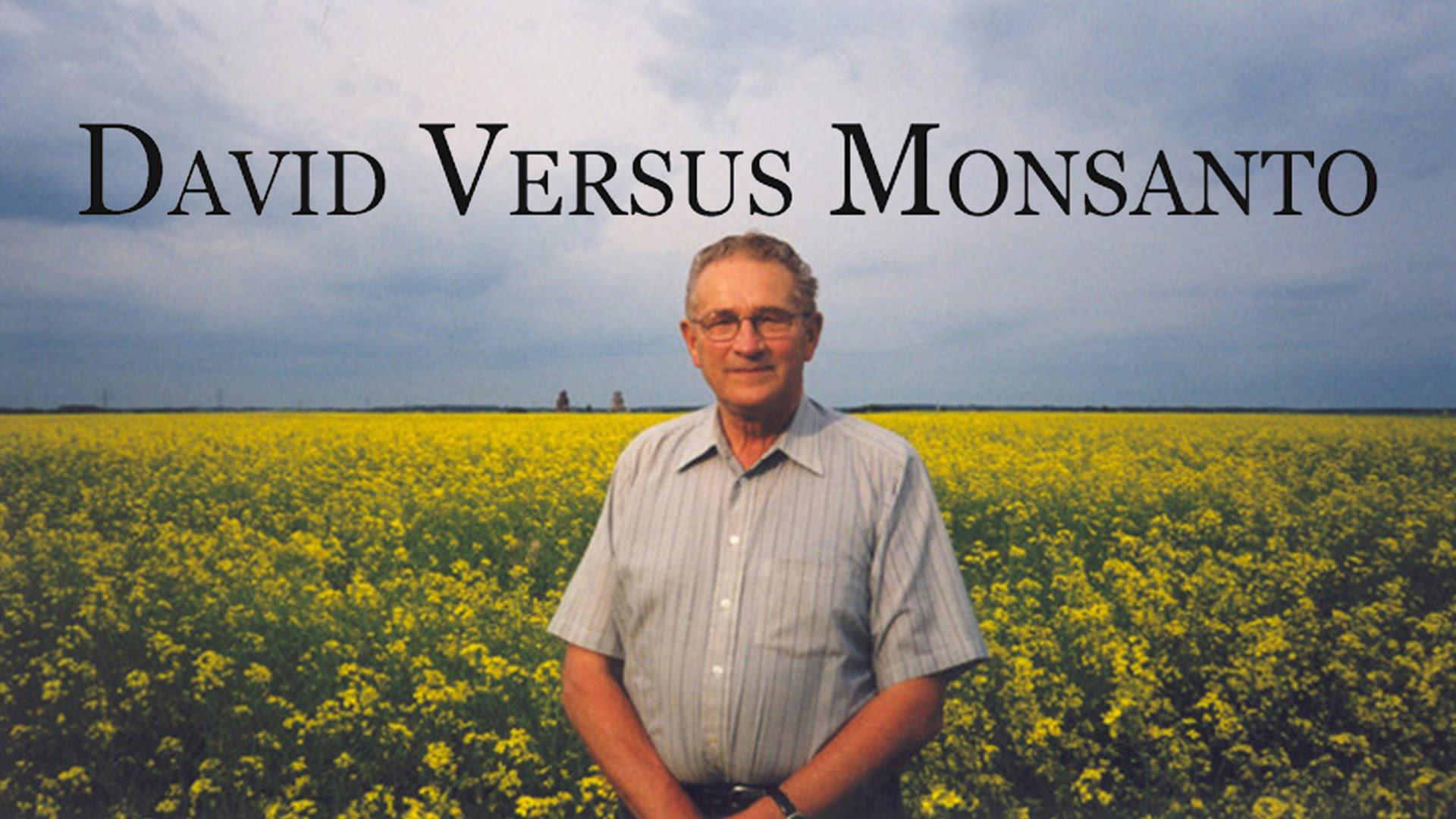Percy Schmeiser David Vs Monsanto