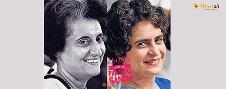 Priyanka Gandhi-Happy Birthday